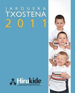 Jarduera Txostena