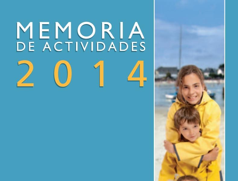 Memorias de actividades