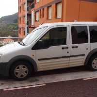 Ford Tourneo Connect saltzen da