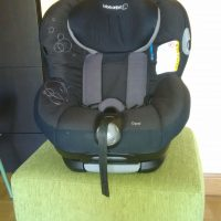 SE VENDE -Silla de auto bebé grupo 0+1