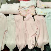 SE VENDE lotes de ropa de bebé.