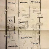 SE ALQUILA piso 4 dormitorios[:eus] 4 logeletako pisua ALOKATZEN DA